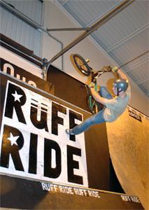 Ruff Rider - Steve May
