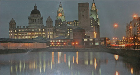 Albert Docks - Joe Allerston