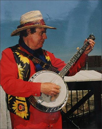 Banjo Man - Joe Allerston