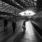 Lime Street Station, Brian Glassman