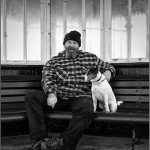 Very Highly Commended is 'One Man and His Dog' by Paul Matthews