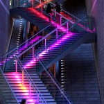 'Stairway to Odeon 1' by Sean O'Brien was the Digital Image Winner