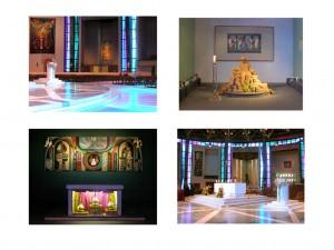 """Interiors Metropolitan Cathedral"""