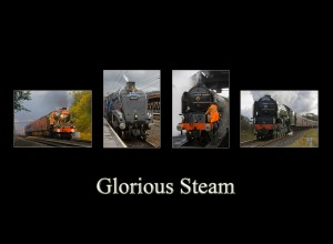"""Glorious Steam"""