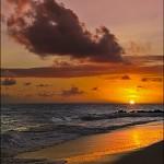 'Golden Sunset' by Thomas Jeffers. Digital & Overall Winner