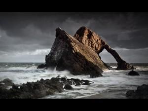 'Bow Fiddle Rock' by Stuart Kerr