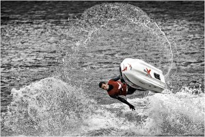 'Jack Moule, British Champion Jet Skier' by Paul Matthews