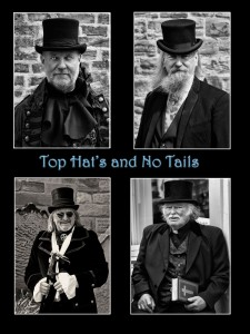 Top Hats and No Tails !