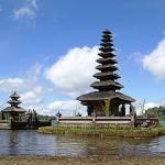 Lake Temples Bali