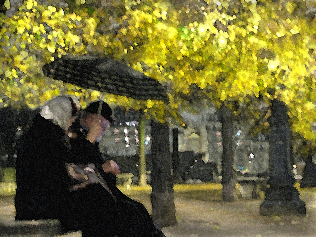 """""""Evening in Paris"""""""