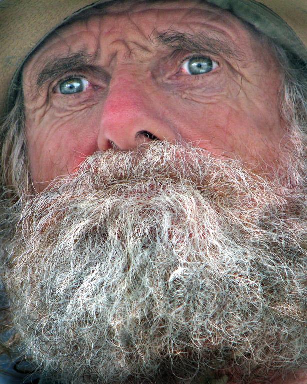 """""""The Beard"""" Irene Drummond"""