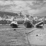 Very Highly Commended 'Staithes' by Denis Foy