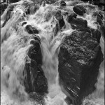 1st Place 'Black Linn Falls' by Mike McWade