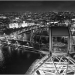 Commended 'London Eye View' by Paul Matthews