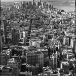 Commended 'View of Downtown NYC' by Eddie Foy