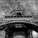 'Eiffel Tower' by Tony Jones