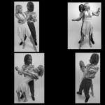 42 salsa dancers