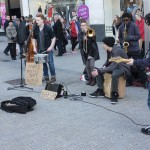 26 BUSKING IN CHURCH STREET