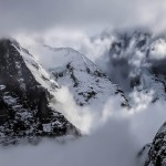 64 EIGER IN THE CLOUDS