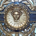 Bronze Door Detail, St Georges Hall, Liverpool. PDI Winner