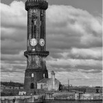 Victoria Tower, Liverpool. Monochrome Print Winner