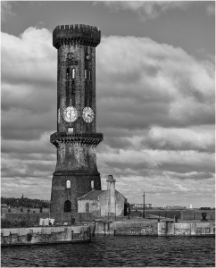 Victoria Tower, Liverpool. Monochrome Print Winner
