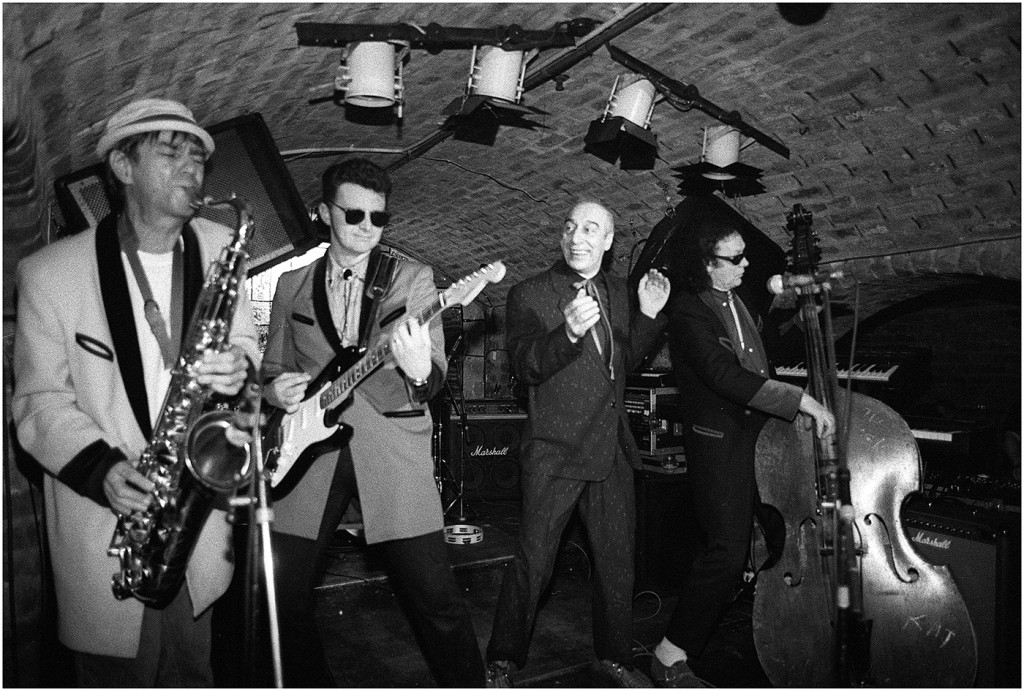 Karl Terry and the Cruisers