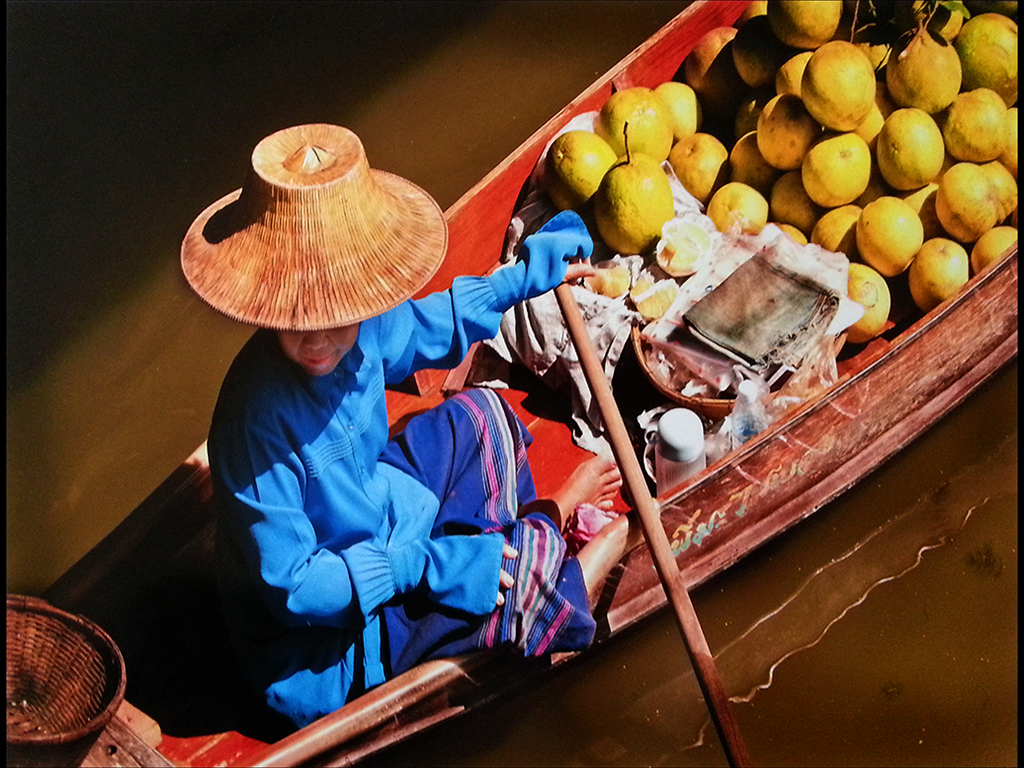 Selling on the Floating Market