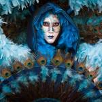Venice Carnival Figure
