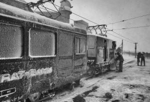 Last train to Gornegrat
