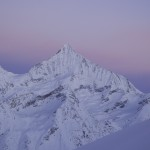 Weisshorn Sunrise