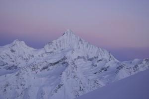 Weisshorn Sunrise