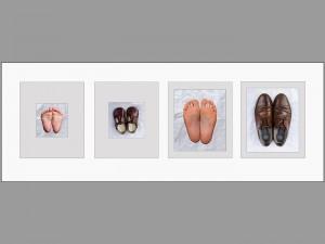 """Ed Foy  """"How Feet & Shoes Grow"""""""