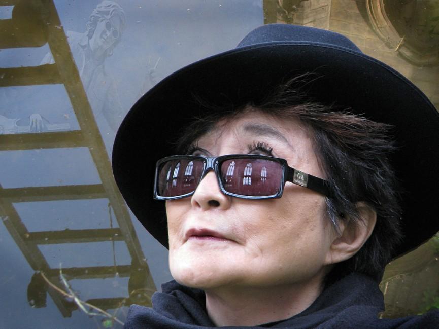 Yoko at St Luke's