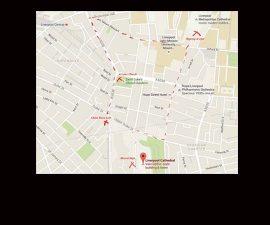 Photowalk map