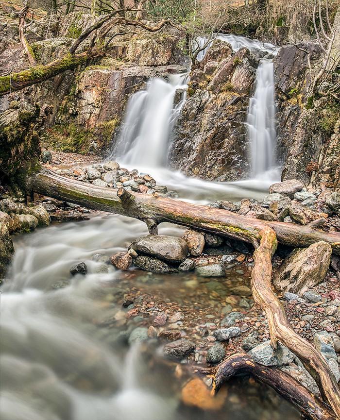 Stickle Gill Falls