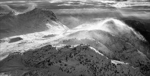 Winter Light Langdale
