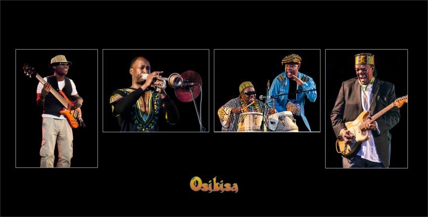 Osibisa by Dave Harding