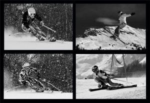 Snow sports by John Thomson