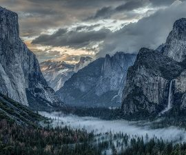 Yosemite by Paul Gallagher