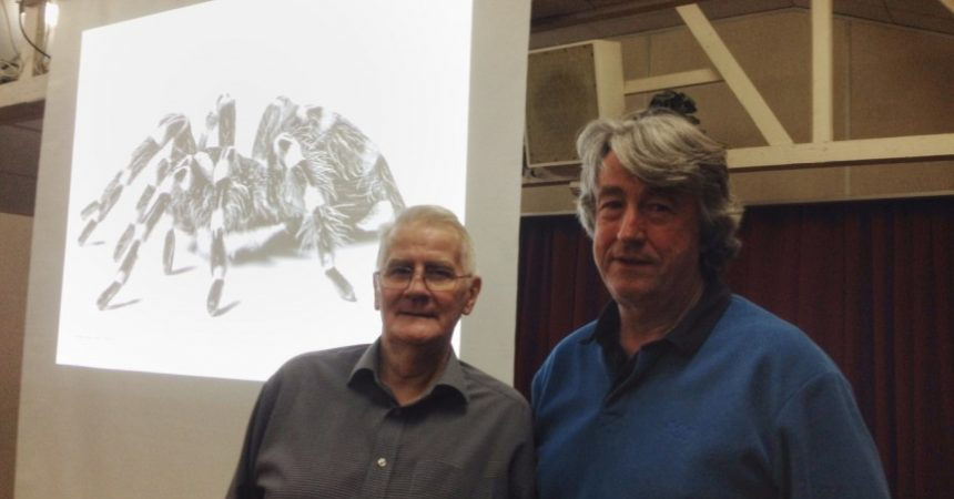 Mike Lawson and TK Natural History