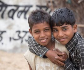"""Indian Boys"" by Sarah Bevan"