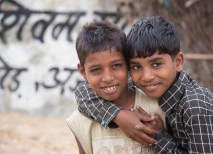 """Indian Boys"" by Sarah Bevan"
