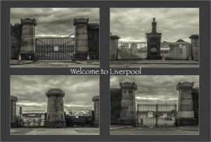 Welcome to Liverpool by Simon Rahilly