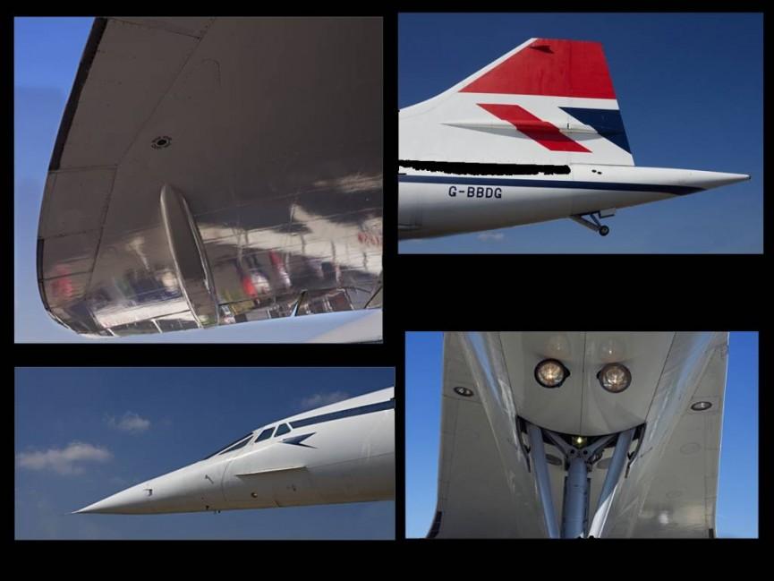 Concorde by Derek Lang