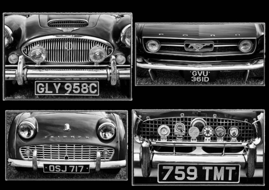 Radiator Grills by Derek Lang