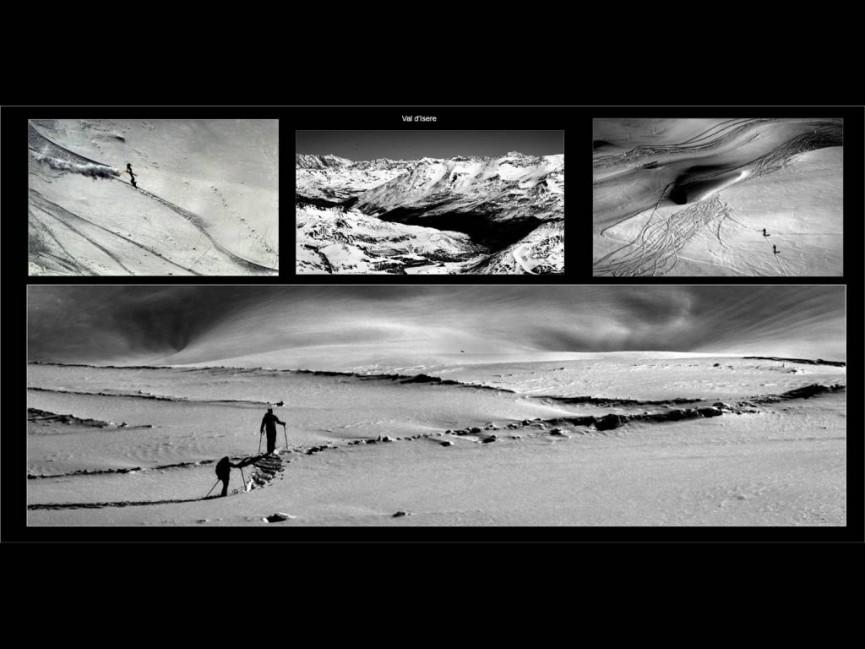 Val d'sere by John Thomson