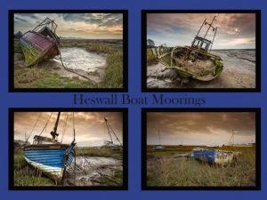 Heswall Boat Moorings by Craig Gillham