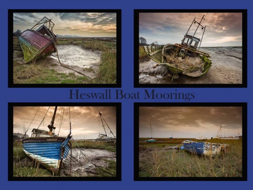 Heswall Boat Moorings by Craig Gillham