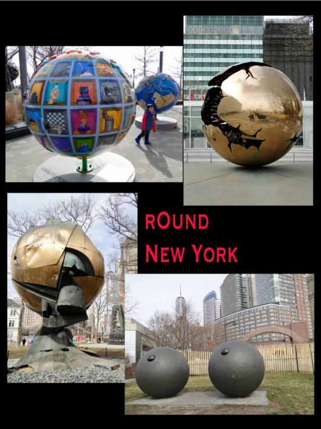 Round New York by Tim Evans